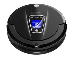 LIECTROUX A335 Multifunctional Automatic Robotic Vacuum Cleaner (Sweep,Vacuum,Mop,Sterilize),Schedule,Virtual Blocker,SelfCharge