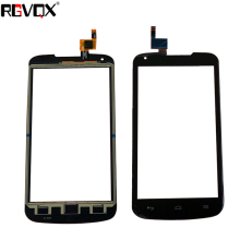 цена на New Touch Screen For Huawei Ascend Y520 Digitizer Front Glass Lens Sensor Panel Replacement Repair