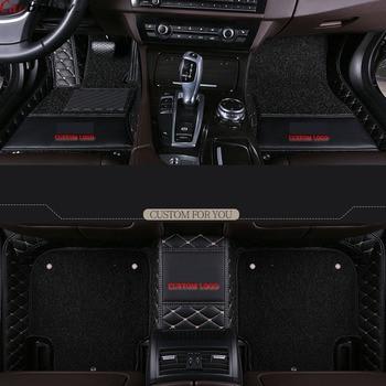 Car Believe car floor mats For Porsche Cayenne 955 957 958 Macan accessories carpet rug