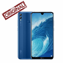 Huawei Onur 8X Max Cep telefonu 7.12 ''Büyük Ekran OTA Güncelleme 4900 mAh LTE akıllı telefon 8X Max Android 8.1 Octa çekirdek E...