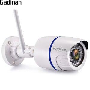 Image 1 - GADINAN Yoosee WIFI ONVIF Camera IP 1080P 2MP 720P 1MP Không Dây P2P Phát Hiện Chuyển Động Viên Đạn Ngoài Trời Với TF khe Cắm thẻ Max 128G