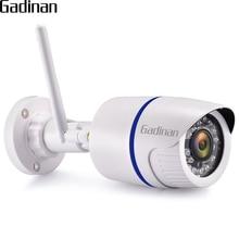 Gadinan yoosee wifi onvif ip 카메라 1080 p 2mp 720 p 1mp 무선 p2p 모션 감지 총알 야외 tf 카드 슬롯 최대 128g