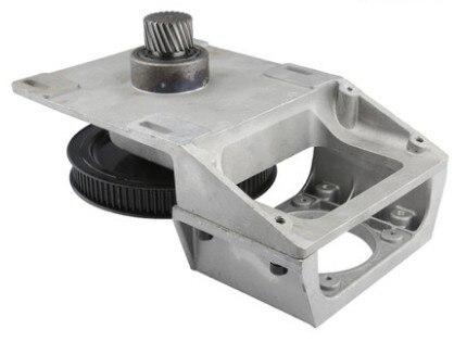 Mod 1.25 22*25 droite rotation crémaillère 1500/2000mm + 3 pièces 1.25M boîte de vitesses