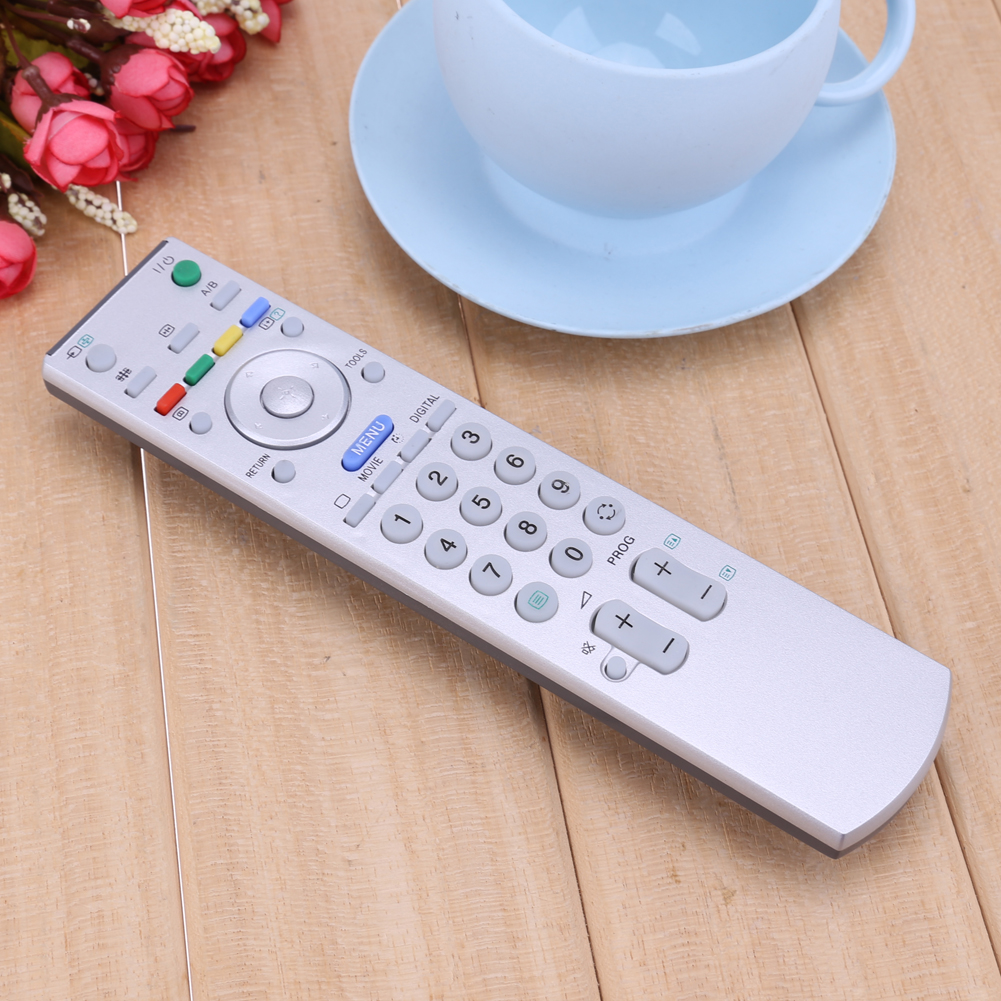 sony tv remote silver. online shop high quality universal remote control replacement silver smart plastic controller for sony rmed008 tv television | aliexpress mobile sony tv