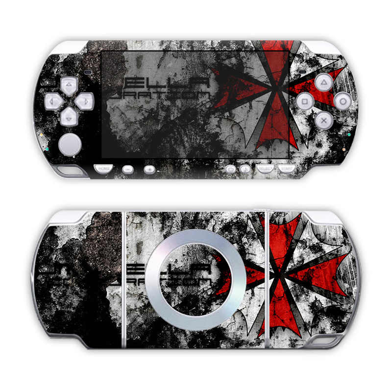 Free drop shipping Newest game skin sticker for Sony PSP 2000 with practical price and  good quality#TN-PP2000-5090