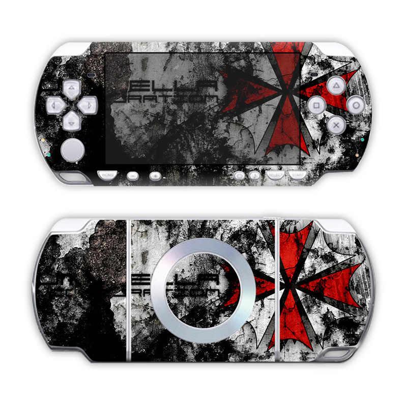 Livraison directe gratuite plus récent jeu peau autocollant pour Sony PSP 2000 avec prix pratique et bonne qualité # TN-PP2000-5090