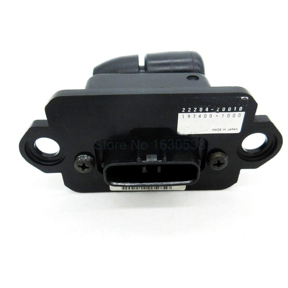 Air Flow Meter Sensor for Lexus ES300 GS300 GS400 LS400 3.0 1UZ 2JZ for Toyota Camry 22204-20010 22204 20010