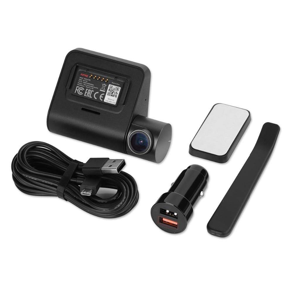 Nouveau Xiaomi 70mai Dash Cam Pro GPS IMX335 WIFI Voix Smart Control Nuit Version DVR 1944 P HD 140FOV caméra embarquée pour voiture 24 H moniteur de stationnement - 6