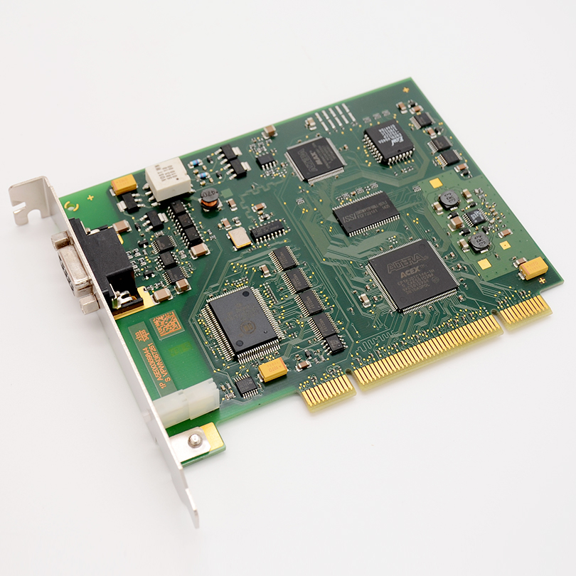 FOURSTAR Desktop Computer DP Communication Card Compatible With Siemens CP5611 A2 (6GK1 561-1AA01) Optical Isolation