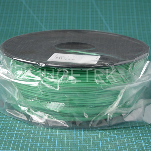Hardwerkend Abs Filament 1.75 In Groene Kleur 1 Kg