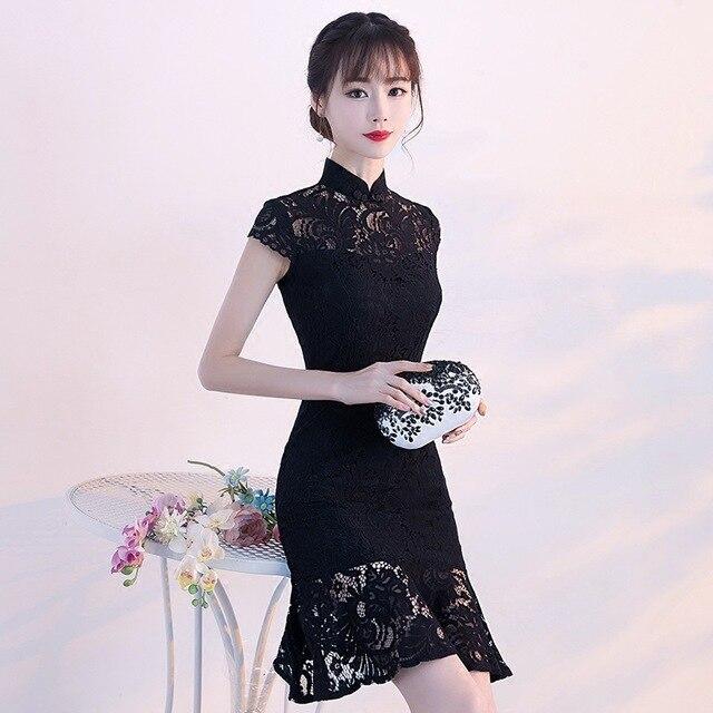 Chinesischen Verkaufen Qipao Kleid Traditionellen Vm8y0nnwo Damen Zu rxBodeC