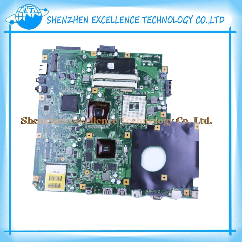N51VF motherboard for asus rev 2.0 DDR3 100% test pefect free shipping