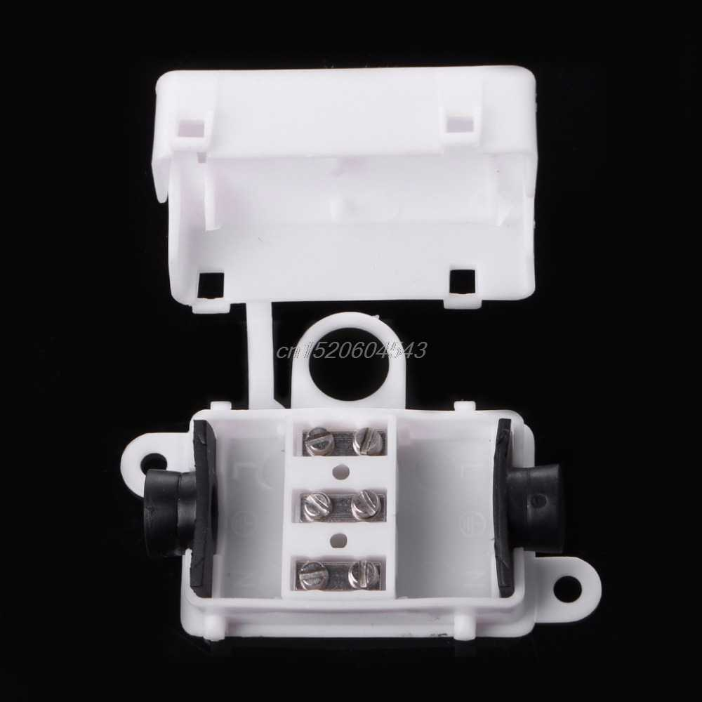Detail Feedback Questions About 10a 250v Ac 3 Pin Ip44 Waterproof Junction Box Wiring Details Electrical Cable Wire Connector R06 Drop Ship