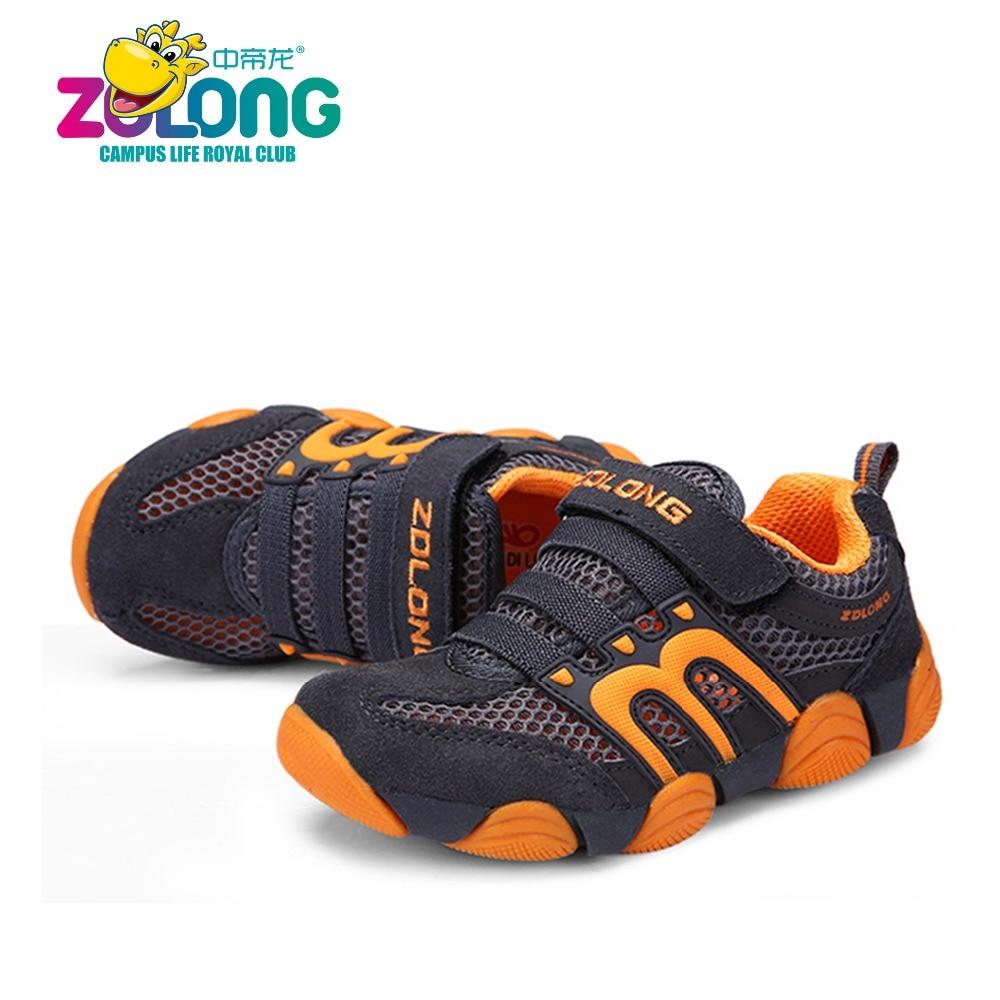 Miękkie letnie buty dla dzieci Moda dla dzieci Trampki dla dzieci - Obuwie dziecięce - Zdjęcie 2