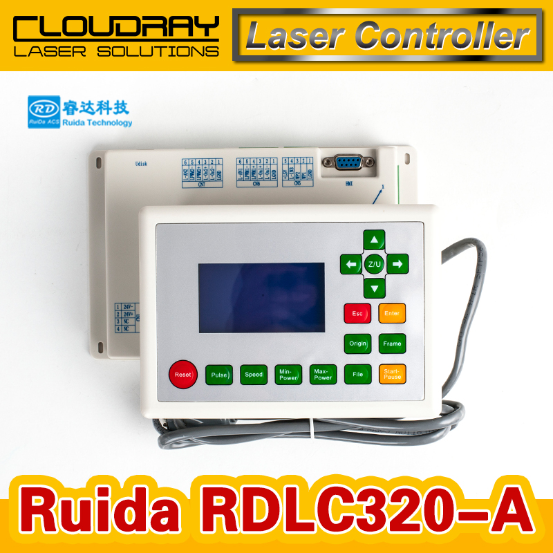 Ruida RDLC320 A Co2 Laser DSP Controller for Laser Engraving and Cutting font b Machine b