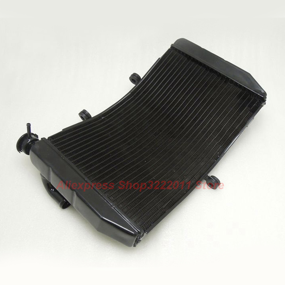Motorcycle Radiator for HONDA CBR600 F4I 2001 2002 2003 2004 2005 2006 Aluminum Water Cooler Cooling Kit for honda hornet 600 hornet600 cb600 2003 2006 2004 2005 motorcycle accessories radiator grille guard cover fuel tank protection
