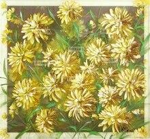 5D DIY Diamond painting Cross stitch Flower chrysanthemum, home decor Diamond embroidery Diamond mosaic 5d diy diamond painting chrysanthemum