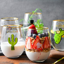 501mL-600mLGift чашки Индивидуальные чашки подарки на день рождения напитки стеклянные подарочные коробки, чашки