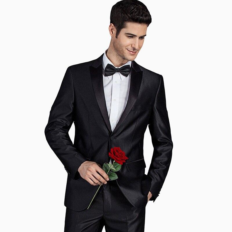 MD 333 2018 font b Men b font Groom Wedding font b Suit b font Slim