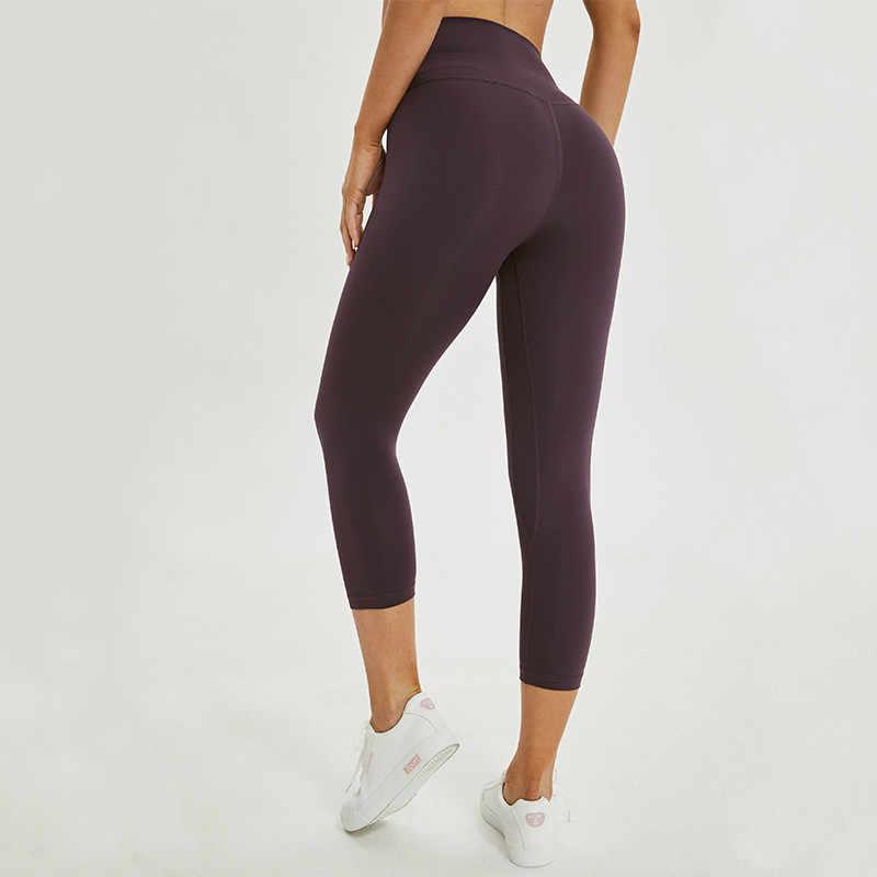 d09a38cba9ebb ... Colorvalue 2.0Versions Naked-Feels Plain Athletic Fitness Cpari Pants  Women Soft Nylon Gym Yoga ...