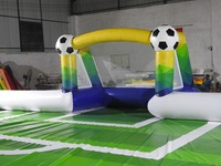 Inflatable Football Court Soccer Playground