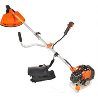 Garden tool 52cc gasoline brush cutter 2 in 1 grass trimmer strimmer cutter garden manual work