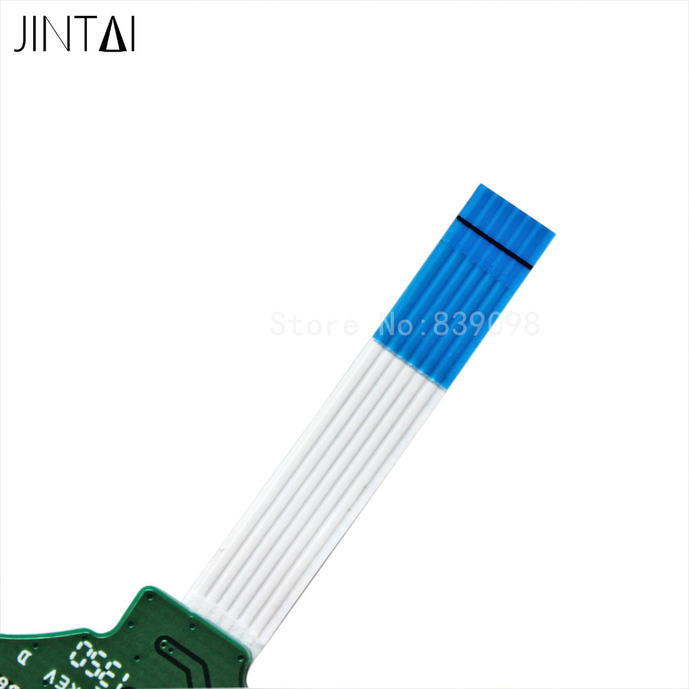 JINTAI Power Button Board Ribbon For HP Pavilion 17-e185nr 17-e116dx 17-e116nr 17-e117dx 17-e122ca 17z-e100 CTO 17z-e000 CTO 574680 001 1gb system board fit hp pavilion dv7 3089nr dv7 3000 series notebook pc motherboard 100% working