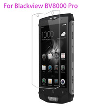 2Pcs Naxtop 2.5D Tempered Glass Screen Protector For Blackview BV8000 Pro / BV6000 / BV5500 / P10000 Pro / Max 1 / S8(China)