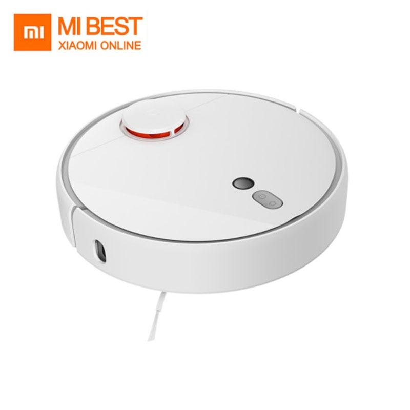 2019 Xiao mi mi Robot aspirateur 1 S haute aspiration 2000 Pa ld & SLAM Navigation intelligente travail avec APP et commande vocale Xiaoai