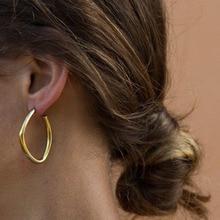 2019 New Hoop Earrings Fashion Popular Womens Geometric Brincos Oorbellen Hot Sale Bijoux Punk Orecchini