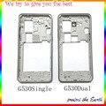 Оригинальный Новый Ближний Рамка Рамка Случая крышки Снабжения Жилищем с Боковым Butoon Для Samsung Galaxy Grand Prime G530 Запасная Часть