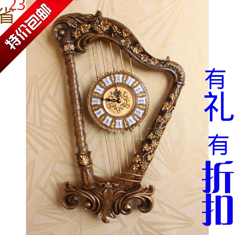 Compare Prices on Violin Wall Clock Online ShoppingBuy Low Price