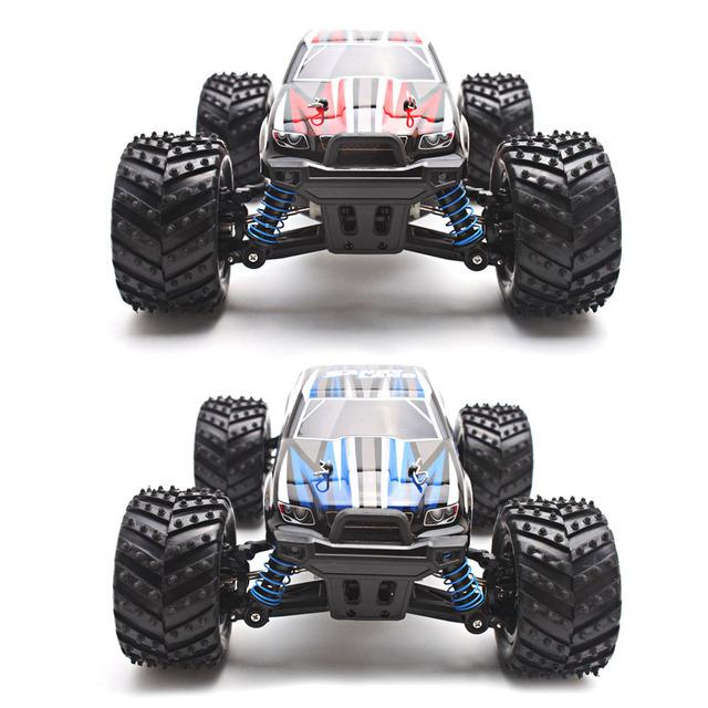 1:18 RC Coche de Juguete Eléctrico de Cuatro ruedas Motrices 2WD 2.4G de Alta Velocidad carretera Coche de Juguete Modelo de Coche de Control Remoto hasta 40KMH por hora