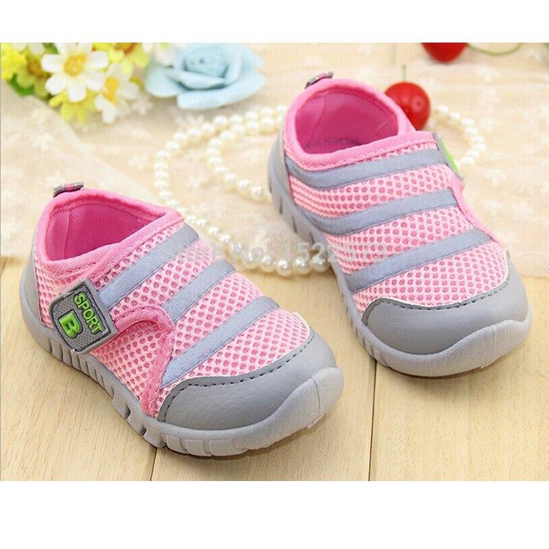 2015 Nowe marki sneaker 19.5-22cm buty dziecięce First STep boy / - Obuwie dziecięce - Zdjęcie 2