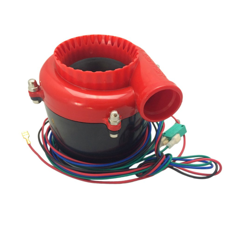 Professional Car Turbine Pressure Relief Valve Modified Racing Pressure Relief Valve Venting Electronic Turbo Hot Selling Useful