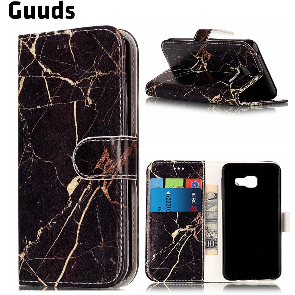 GUUDS 10 Designs for Samsung A5 2016 Leather Case PU Leather Wallet Case for Samsung Galaxy A5 2016 A510 FREE SHIPPING