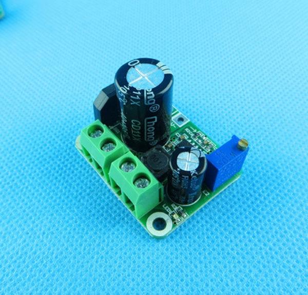 AC-DC/DC-DC Buck Step down Einstellbare Converter 3,3 v 5 v 9 v 12 v Spannung Geregelte gleichrichter Filter