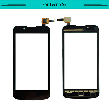 Tested 20pcs Touch Panel For Tecno S5 Touch Screen Digitizer Sensor Replacement Free Shipping