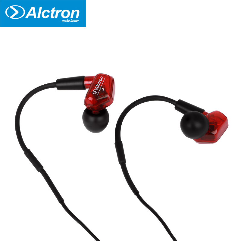 Alctron AE07 3.5mm Stereo In-ear Earbuds Earphone for Mobile Phone, MP3 such music devices portable and fashionable mymei best price new portable 3 5mm pillow speaker for mp3 mp4 cd ipod phone white