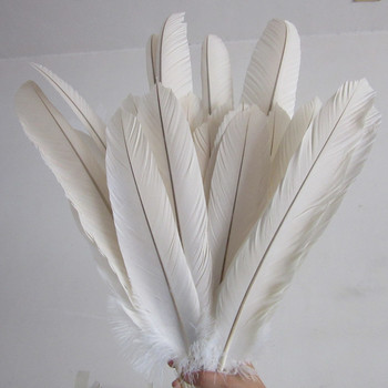 Hot Sale 45 Pcs 35-65cm/14-26inch High quality natural Eagle bird feathers Selected Prime Eagle feathers diy jewelry decoration