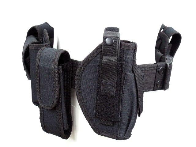 Taktische Sicherheitspolizei Guard Utility Kit Dienstgürtel - Sportbekleidung und Accessoires - Foto 4