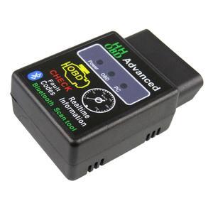 Image 2 - ELM327 Bluetooth OBD2 רכב אבחון סורק עבור אנדרואיד מתאם Elm 327 V2.1 Bluetooth OBD 2 קוד Reader אבחון כלי