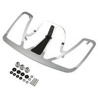 Silver Luggage Rack For Honda GL1800 GOLDWING 2001 2011 02 03 04 05 06 07 08