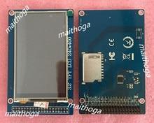 Maithoga 40P TFT LCD Modulo di Schermo a Colori da 3.2 pollici con Touch Panel HX8352A Unità IC 240*400 SD carta di 3.3V Spille Un Colpo di Testa