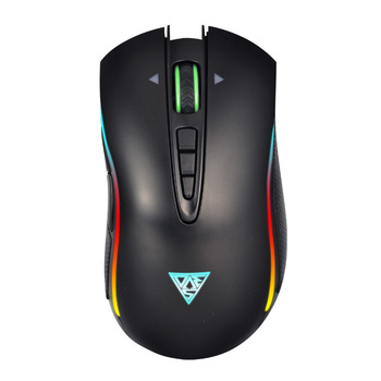 Colorful fast video game game dedicated mouse 7 key 5500 DPI LED optical USB 3.0 computer mouse business office