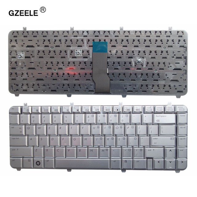 Online Shop GZEELE English Laptop Keyboard for HP Pavilion DV5 ...