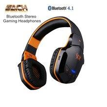 CADA B3505 Bluetooth Wireless Stereo Gaming Headset Auriculares Con Control de Volumen Del Micrófono Construir-en la Función NFC HiFi
