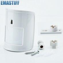 Wireless Alarm Infrarot Detektor Anti Pet PIR Sensor Detektor Mit lange Ermitteln Abstand Für eMastiff Alarm System