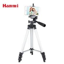 Hanmi New Universal Portable Lightweight Cellphone Smartphone Camera Tripod For Phone Tripod For Canon Sony Nikon Compact Tripod