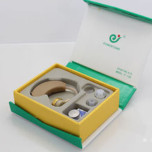 Hearing Aid Digital Hearing Kit Behind the Ear Sound Voice Amplifier Sound Adjustable Kit